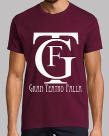 Camiseta hombre Gran Teatro Falla 1