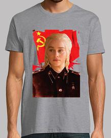 Camiseta Hombre Iósif Khaleesi