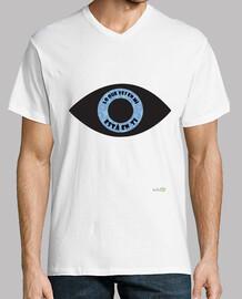Camiseta hombre: Lo que ves en mi, está en ti
