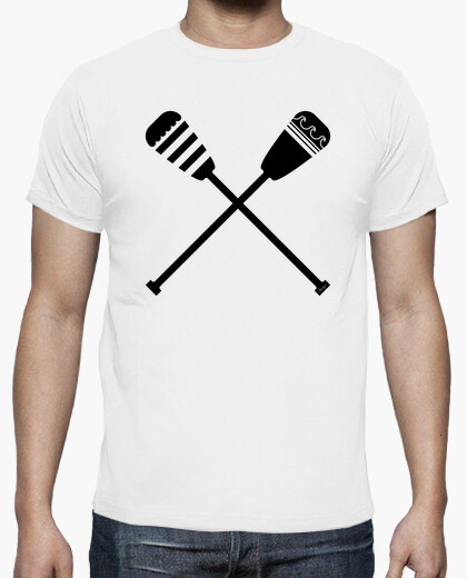 Camiseta Hombre, manga corta, blanco,...