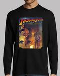 Camiseta Indiana Jones Atlantis
