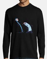 Camiseta hombre manga larga