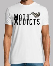 Camiseta hombre, moto, enduro, biker, motocros, circuito, calidad extra