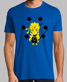 Camiseta hombre Naruto Six Paths