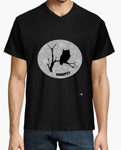 Camiseta hombre: Nightly
