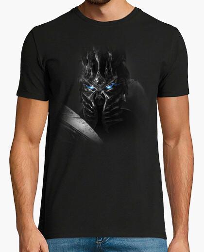 Camiseta Hombre Rey Exánime Bolvar BN