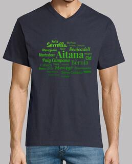 Camiseta hombre Sierras de Alicante N3