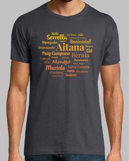 Camiseta hombre Sierras de Alicante N4