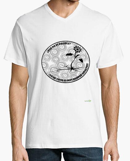 Camiseta hombre: Todo es posible