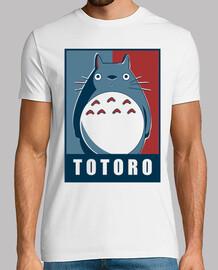 Camiseta hombre Totoro Obey