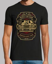 Camiseta Hotrod Muscle Car Vintage 1967