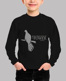 Camiseta House Baelish Niñe