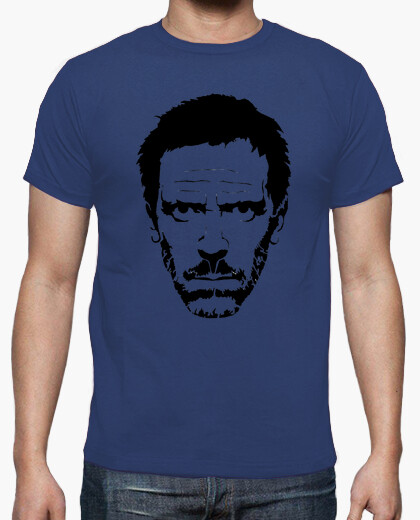 Camiseta house lupus friki cine series tv
