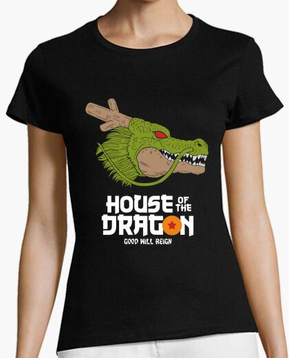 Camiseta House of the Dragon