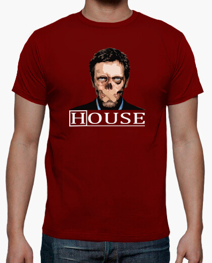 Camiseta House Rojo
