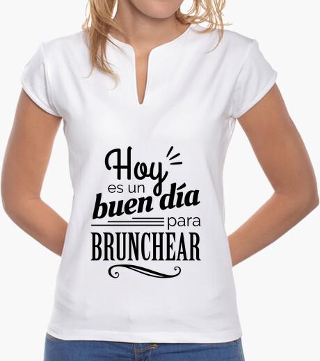 Camiseta Hoy es un buen día para...