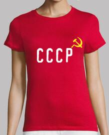 Camiseta Hoz y martillo