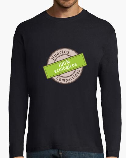 ed16f58b66a0 Camiseta Huertos Compartidos 100 ecológico - nº 322445 - Camisetas ...