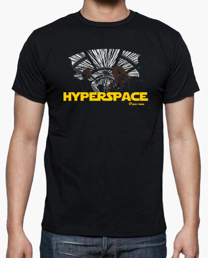 Camiseta Hyperspace