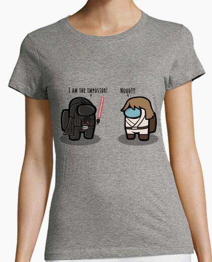 Camiseta I am the impostor