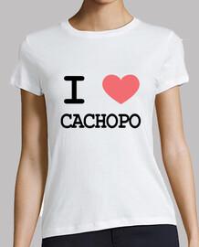 Camiseta I heart cachopo