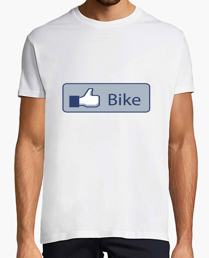 Camiseta I like Bike