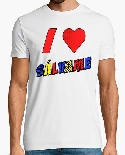 Camiseta I love Sálvame