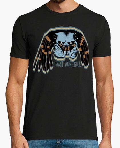 Camiseta I Want Your Skull