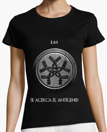 Camiseta IgM Castellano Oscuro MMC