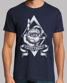 Camiseta Illuminati Masoneria