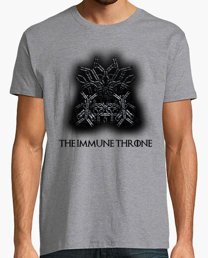 Camiseta Immune throne clara HMC