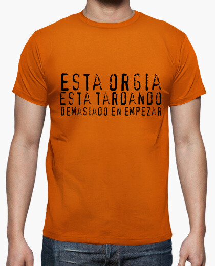 Camiseta Impaciente
