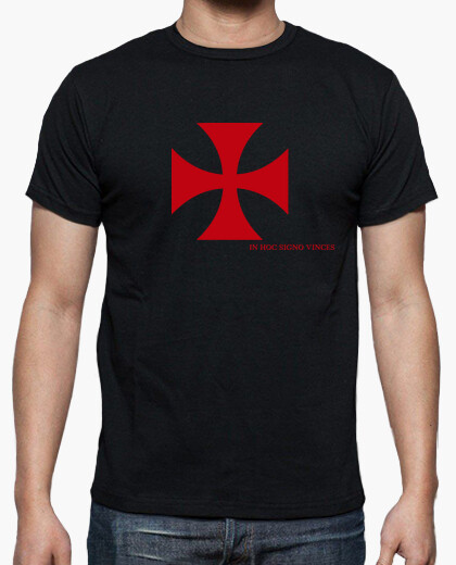 Camiseta In Hoc Signo Vinces