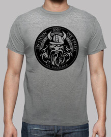 Camiseta In Odin we trust