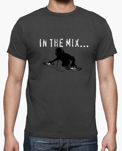Camiseta In the mix...