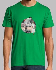 Camiseta Independent hombre
