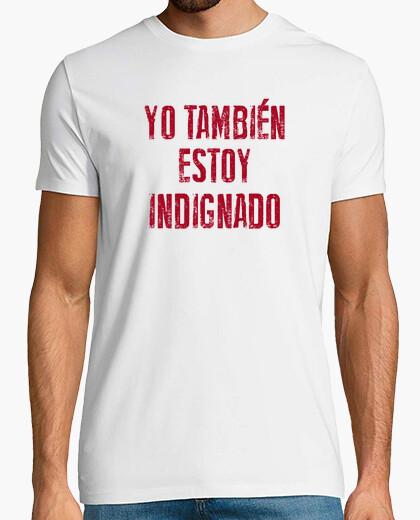 Camiseta Indignado