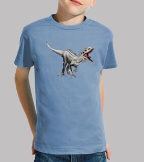 Camiseta Indominus Rex Niño Manga corta