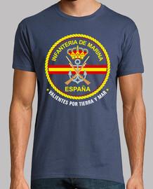 Camiseta Infanteria de Marina mod.10