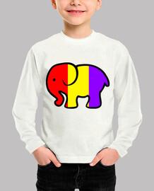 Camiseta Infantil  Republicano