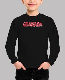 Camiseta infantil Granada