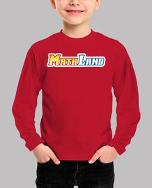 Camiseta Infantil MathLand