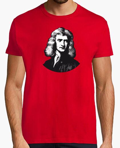 Camiseta Isaac Newton