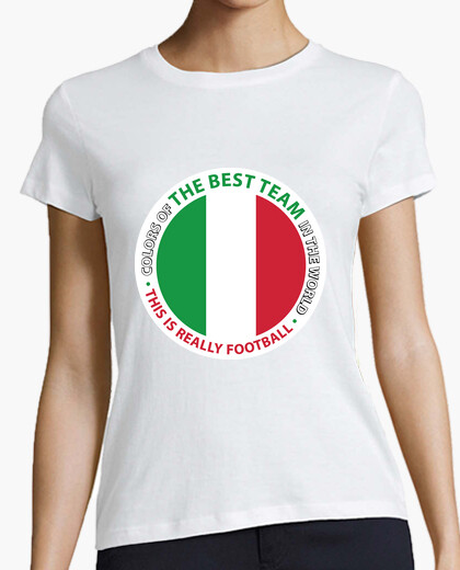 Camiseta Italia Shield
