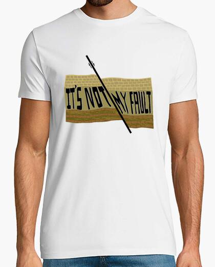 Camiseta It's not my fault