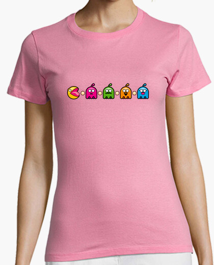 Camiseta jaleas pac horizontal
