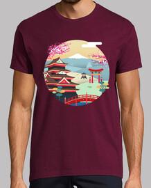 Camiseta Japón Feudal