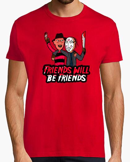 Camiseta Jason  vs. Freddy