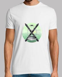 Camiseta Jaula Hombre