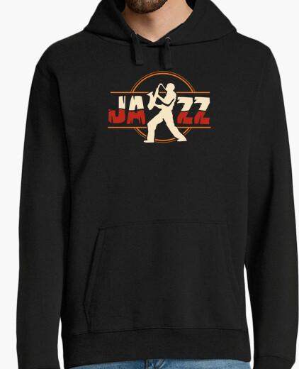 Jersey camiseta jazz vintage